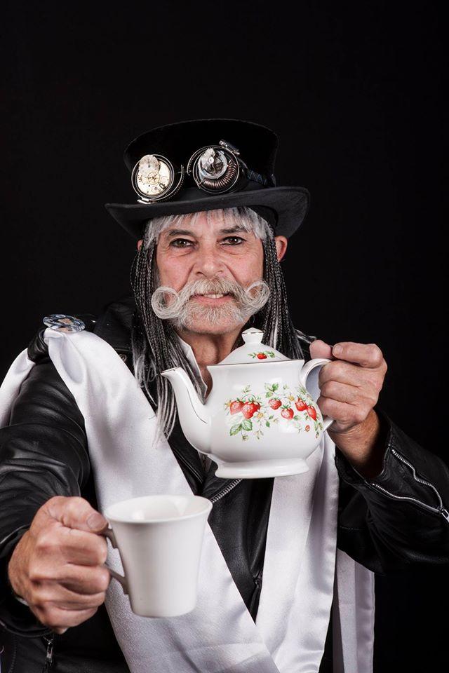 monty tea pot