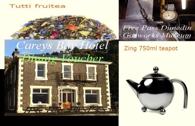 prize tea cosy